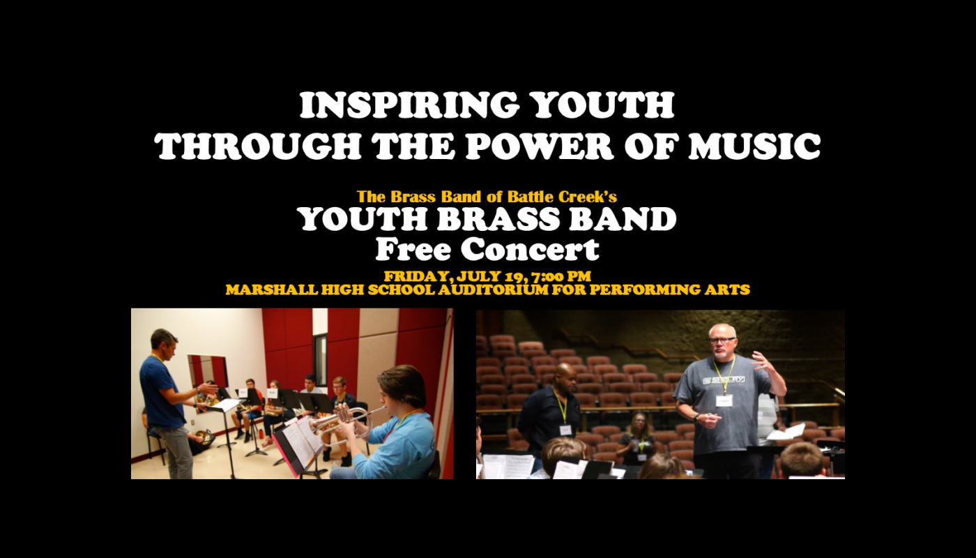 Brass Band of Battle Creek – Where the World's Top Brass Come to Play!
